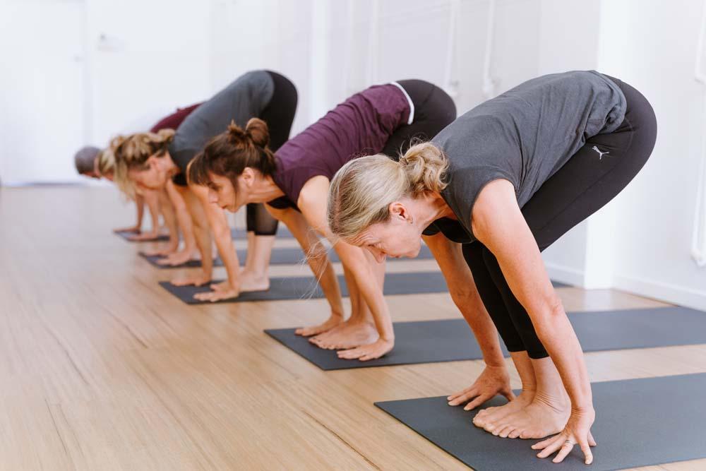 beginners yoga class ballina
