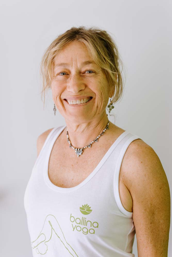 denise kerr iyengar yoga teacher ballina northern rivers