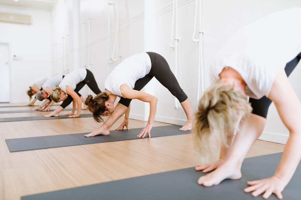 ballina yoga class