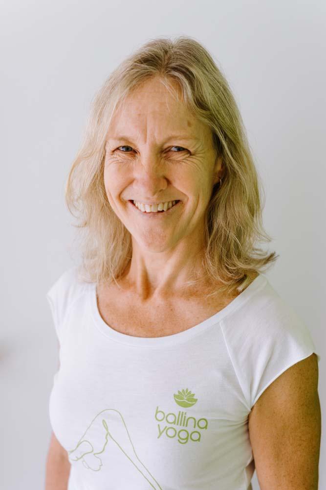 helen willoughby iyengar yoga teacher ballina northern rivers